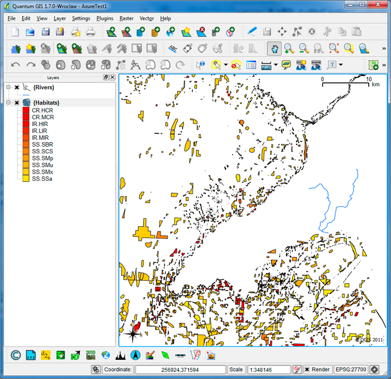 Some jottings on SQL Azure and GIS - exeGesIS Spatial Data