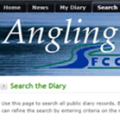 Scottish Fisheries Coordination Centre Angling Diary