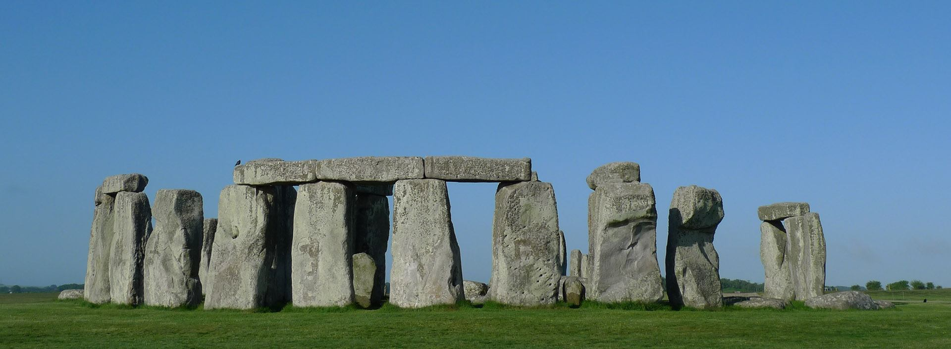 Slide 1 - Stonehenge - for software Historic Buildings, Sites and Monuments Record