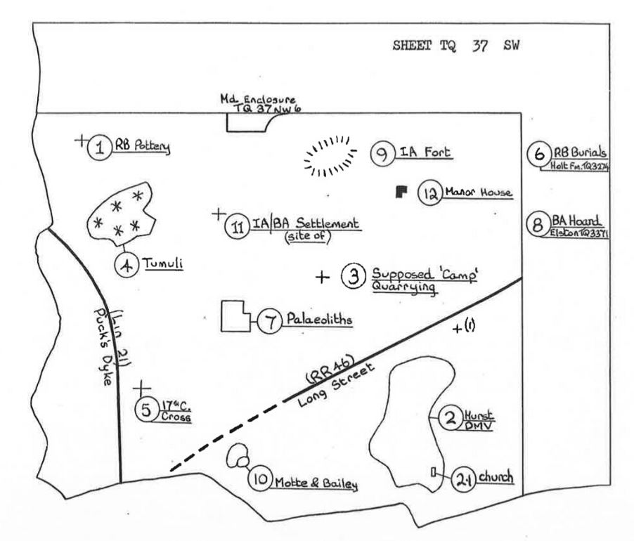 Ordnance Survey Archaeology Record Sheet Fig2