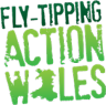 Fly Tipping Action Wales logo