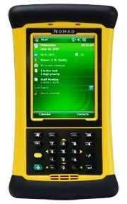 Trimble Nomad PDA