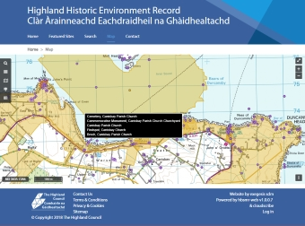 Highland Historic Environment Record