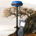 Footpath survey with precision GPS