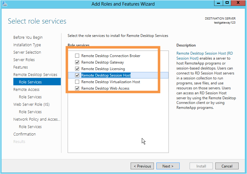Server 2012 Setting Up Remote Gateway Remote Desktop And Remoteapp