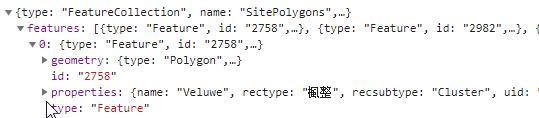 Mapserver returning WFS attributes scrambled when using